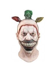 Trick or Treat Twisty Economy Mask Adult Costume Accessory