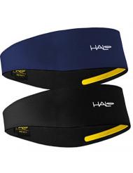 Halo II Headband Sweatband Pullover , 1 Black and 1 Navy - 2 Pack