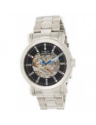 Invicta Men's 'Vintage' Automatic Stainless Steel Casual Watch, Color:Silver-Toned (Model: 22574)