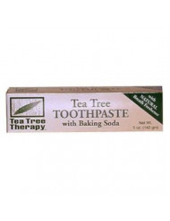 Tea Tree Therapy Toothpaste, 5 Ounce (3-Pack)