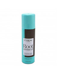 Loreal Root Cover Up Spray Dark Brown 2 Ounce (59ml) (2 Pack)