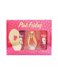 Nicki Minaj Pink Friday 3 Piece Set for Women