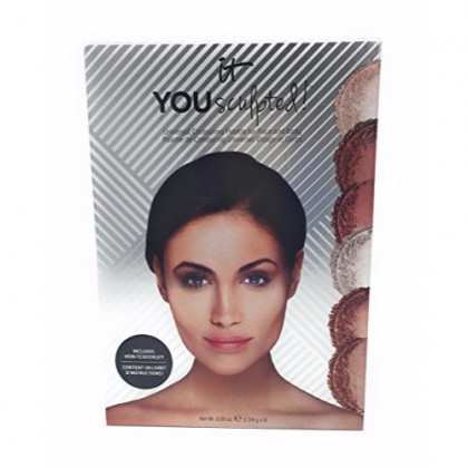 It Cosmetics You Sculpted Contour Palette for Face and Body