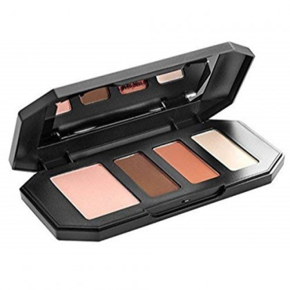 Kat Von D Shade + Light Eye Contour Quad Rust - matte browns
