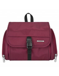 Travelon: Hanging Toiletry Kit - Cranberry