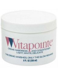 Vitapointe Creme Hairdress & Conditioner, 8 oz (Pack of 3)