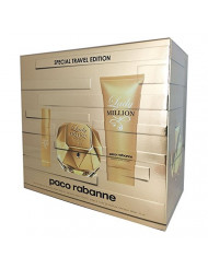 PACO RABANNE Lady Million 3 Piece Set