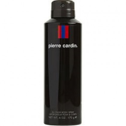 Pierre Cardin Body Spray for Men, 6 Ounce