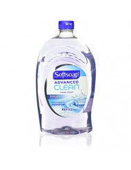 Softsoap Handsoap, Refill, Washes Away Bacteria, 80 Fl Oz