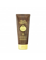 Sun Bum Moisturizing Sunscreen Lotion, 3-Ounce, SPF 30 (3 Pack)