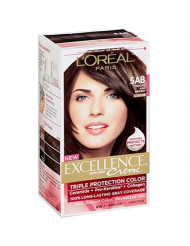 L'Oreal Excellence Creme, 5AB Mocha Ash Brown 1 ea (Pack of 2)