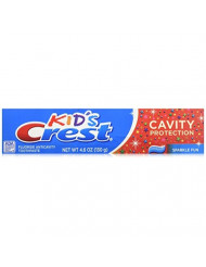 Crest Kids Tube Size 4.6z Crest Kids Sparkle Fun Cavity Protection Toothpaste (Pack of 3)