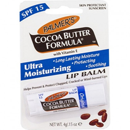 Palmer's Cocoa Butter Formula Lip Balm 0.15 oz (Pack of 8)