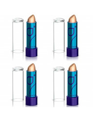 CoverGirl Smoothers Concealer, Medium [715], 0.14 oz (Pack of 4)