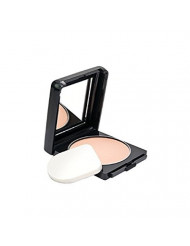 CoverGirl Simply Powder Foundation, Buff Beige [525] 0.41 oz (Pack of 4)