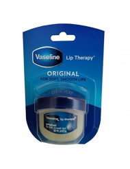 Vaseline Lip Therapy Original.25 oz (Pack of 7)