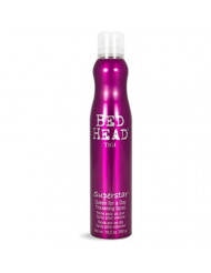 TIGI Bed Head Superstar Queen for a Day Thickening Spray, 10.2 oz (Pack of 4)