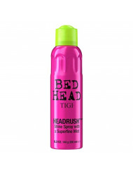 TIGI Bed Head Headrush Spray Shine Mist - Lightweight Shine Spray, Enhances Shine, Conditions, Smooths & Softens Hair, Improves Manageability, All Around Coverage, All Hair Types, 5.3 oz (Pack of 2)