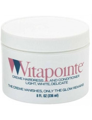 Vitapointe Creme Hairdress & Conditioner, 8 oz (Pack of 6)