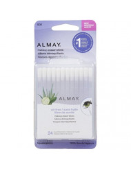 Almay Makeup Eraser Sticks 24 ea (Pack of 5)
