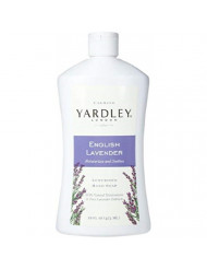 Yardley London Luxurious Hand Soap Refill, Flowering English Lavender 16 oz (Pack of 5)