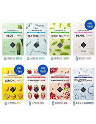 """NEW 2016 Etude House 0.2mm Theraphy Air Mask - New Version of"""" I need you mask"""" sheet 15pcs"""