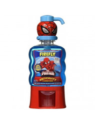 Firefly Spiderman Pump Rinse 16 Ounce