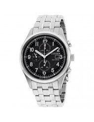 Citizen Watches Men's CA0620-59H Eco-Drive Silver Tone One Size