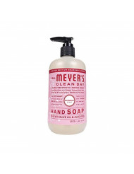 MRS MEYERS Liquid Hand Soap, Peppermint, 12.5 Ounce