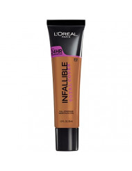 L'Oreal Paris Infallible Total Cover Foundation, Cocoa 1 Ounce