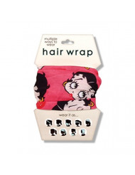Spoontiques Betty Boop Hair Wrap