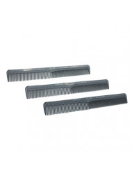 Dupont Starflite Style Comb #858-3 Pack