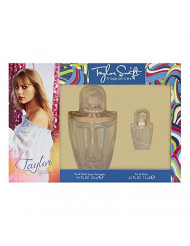 Taylor by Taylor Swift for Women 2 Piece Set Includes: 3.4 oz Eau de Parfum Spray + 0.25 oz Parfum Collectible