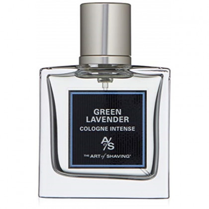 The Art of Shaving Cologne Intense, Green Lavender, 1.0 Fl Oz