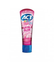 ACT Kids Bubblegum Blowout Toothpaste 4.6 ounce (Pack of 3)