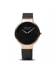 BERING Time | Women's Slim Watch 15531-262 | 31MM Ø Case | Max Rene Collection | Stainless Steel Strap | Scratch-Resistant Sapphire Glass | Minimalistic Danish Design
