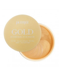 Petitfee Gold Hydrogel Eye Patch, 60 Pieces