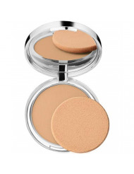 New! Clinique Stay-Matte Sheer Pressed Powder, 0.27 oz / 7.6 g, 04 Stay Honey (M)