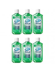Act Total Care Mouth Rinse Fresh Mint 3 oz Travel Size (Pack of 6)