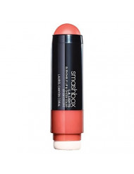 Smashbox L.A. Lights Blendable Lip and Cheek Color Lipstick, Laurel Canyon Coral, 0.17 Fluid Ounce