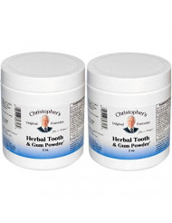 Christopher's Original Formulas Herbal Tooth and Gum Powder, 2 Ounce (Pack Of 2)