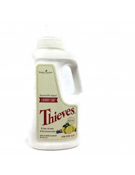 Thieves Essential Oil-Infused 6x Ultra Concentrated Laundry Soap Fresh Citrus Scent 32 fl. oz (946 ml) by Young Living