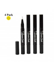Impressive Smile Teeth Whitening Pens 4 PACK with Professional Strength Gel - 120 Day Supply
