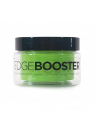 Style Factor Edge Booster Strong Hold Water-Based Pomade 3.38oz - Sugar Melon Scent