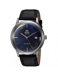Orient Men's FAC0000DD0 2nd Generation Bambino Version 3 Japanese Automatic Band Color:Black Watch