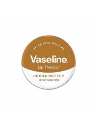 Vaseline Therapy Lip Balm, Cocoa Butter 0.6 oz (3 Pack)