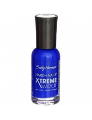 Sally Hansen Hard as Nails Xtreme Wear, Pacific Blue [33] 0.4 oz (Pack of 2)