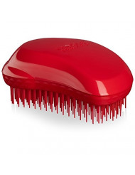 Tangle Teezer Thick and Curly Detangling Hairbrush, Salsa Red