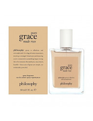 Philosophy Pure Grace Nude Rose 2.0 oz Eau De Toilette Spray