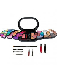 Makeup Set Cameo Palette kit - Eye Shadows, Lip Colors & More Ultimate Color Combination - All in One New Edition
